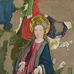 Part 2 National Gallery UK - Circle of the Master of Liesborn - Saint Margaret