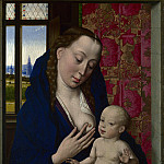 Part 2 National Gallery UK - Dirk Bouts - The Virgin and Child