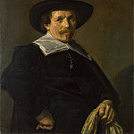 Part 2 National Gallery UK - Frans Hals - Portrait of a Man holding Gloves