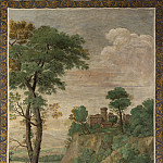 Domenichino and assistants – Apollo pursuing Daphne, Part 2 National Gallery UK