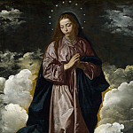 Part 2 National Gallery UK - Diego Velazquez - The Immaculate Conception