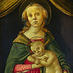 Part 2 National Gallery UK - Follower of Sandro Botticelli - The Virgin and Child