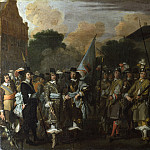 Part 2 National Gallery UK - Dutch - A Company of Amsterdam Militiamen
