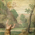 Domenichino and assistants – The Transformation of Cyparissus, Part 2 National Gallery UK