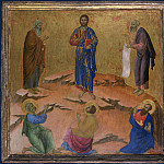 Part 2 National Gallery UK - Duccio - The Transfiguration