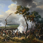 Emile Jean Horace Vernet – The Battle of Hanau, Part 2 National Gallery UK