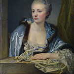 Part 2 National Gallery UK - French - Portrait of a Lady (Madame de Gleon)