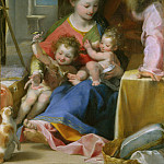 Federico Barocci – The Madonna of the Cat , Part 2 National Gallery UK