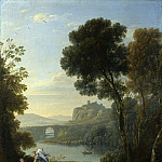 Part 2 National Gallery UK - Claude - Landscape with Hagar and the Angel