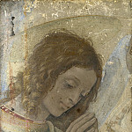 Part 2 National Gallery UK - Filippino Lippi - An Angel Adoring