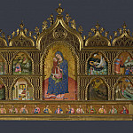 Part 2 National Gallery UK - Dalmatian - Dalmatian Altarpiece