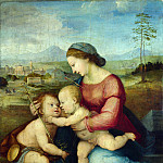 Fra Bartolommeo – The Madonna and Child with Saint John, Part 2 National Gallery UK