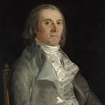 Part 2 National Gallery UK - Francisco de Goya - Don Andres del Peral