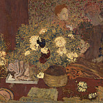 The Earthenware Pot, Edouard Vuillard