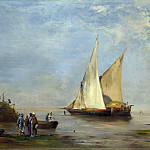 Eugene Fromentin – The Banks of the Nile, Part 2 National Gallery UK