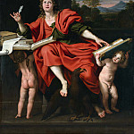 Part 2 National Gallery UK - Domenichino - Saint John the Evangelist