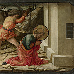 Part 2 National Gallery UK - Fra Filippo Lippi and workshop - Beheading of Saint James the Great - Predella Panel