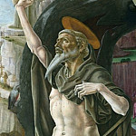Cosimo Tura – Saint Jerome, Part 2 National Gallery UK