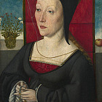 Part 2 National Gallery UK - Cologne, Unknown artist - Portrait of a Woman