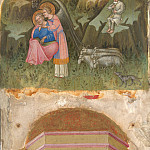 Part 2 National Gallery UK - Dalmatian - Saint Joachim and the Angel; The Birth of the Virgin