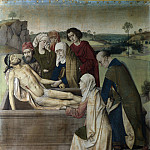 Part 2 National Gallery UK - Dirk Bouts - The Entombment