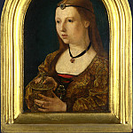 Part 2 National Gallery UK - Follower of Jan Gossaert - The Magdalen
