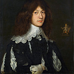 Part 2 National Gallery UK - Dutch - Portrait of a Young Man in Black