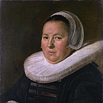Part 2 National Gallery UK - Frans Hals - Portrait of a Middle-Aged Woman with Hands Folded