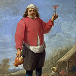 Part 2 National Gallery UK - David Teniers the Younger - Autumn