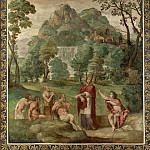 Part 2 National Gallery UK - Domenichino and assistants - The Judgement of Midas