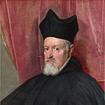 Part 2 National Gallery UK - Diego Velazquez - Portrait of Archbishop Fernando de Valdes