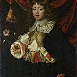 Part 2 National Gallery UK - Flemish - Portrait of a Boy holding a Rose