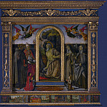 Part 2 National Gallery UK - Francesco Botticini - S. Gerolamo Altarpiece