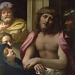 Part 2 National Gallery UK - Correggio - Christ presented to the People (Ecce Homo)