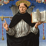 Part 2 National Gallery UK - Francesco del Cossa - Saint Vincent Ferrer
