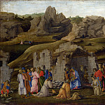 Filippino Lippi – The Adoration of the Kings, Part 2 National Gallery UK
