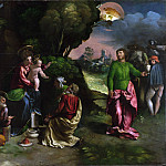 The Adoration of the Kings, Dosso Dossi