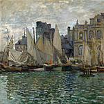 The Museum at Le Havre, Claude Oscar Monet