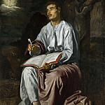 Part 2 National Gallery UK - Diego Velazquez - Saint John the Evangelist on the Island of Patmos