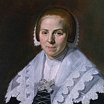 Part 2 National Gallery UK - Frans Hals - Portrait of a Woman with a Fan