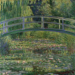 The Water-Lily Pond, Claude Oscar Monet
