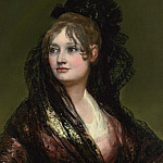 Francisco de Goya – Dona Isabel de Porcel, Part 2 National Gallery UK