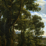 Part 2 National Gallery UK - Claude - Landscape with a Goatherd and Goats