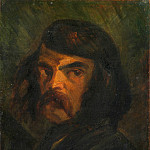 Part 2 National Gallery UK - French - Portrait of a Man (Victor Considerant)