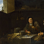 Part 2 National Gallery UK - David Teniers the Younger - The Covetous Man