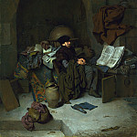 Part 2 National Gallery UK - Cornelis Bega - An Astrologer