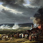 Emile Jean Horace Vernet – The Battle of Jemappes, Part 2 National Gallery UK