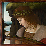 Part 2 National Gallery UK - Follower of Leonardo da Vinci - Narcissus