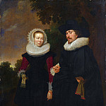 Part 2 National Gallery UK - Dutch - Portrait of a Man and a Woman