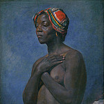 Part 2 National Gallery UK - French - A Black Woman